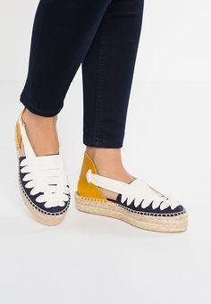 Chaussures Tommy Hilfiger GIGI HADID - Espadrilles -L'art de mixer les imprimer Mixe and match