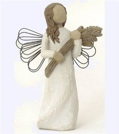 Willow Tree Angel of Autumn (we sold an angel for every season)
