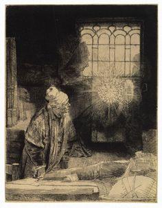 Rembrandt, Doctor Faustus