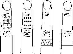 Marshallese Tattoo Ceremonies & Other Micronesian Tattoo Customs ...