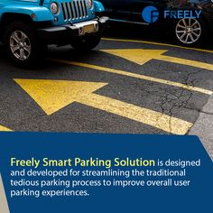 Freely Smart Parking Solution is designed and developed for streamlining the traditional tedious parking process to improve overall user parking experiences. Parking Solutions, Smart City, Deep Learning, Access Control, Technology, Traditional, Tech, Tecnologia