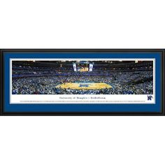 BlakewayPanoramas NCAA Memphis, University of - Fedexforum by James Blakeway Framed Photographic Print