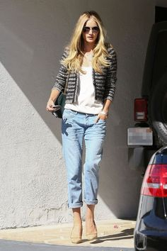 Rosie Huntington Whiteley | California casual