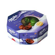 На праздновании Нового Года и Рождества этот шоколадный набор от Милка будет приятным украшением стола и замечательным...