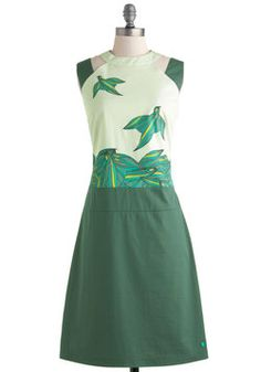 Flight Patterns Dress, #ModCloth -- already ordered it! Swoon!