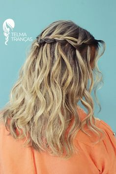 Dreadlocks, Long Hair Styles, Photo And Video, Instagram, Beauty, Blonde Hair, Summer Braids, How To Make Up, Plaits Hairstyles