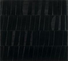 Pierre Soulages, 1986 Courtesy of Musée national d'art moderne, Centre Pompidou, Paris, France