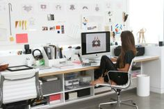 Work It: High-Style, High-Tech Home Offices