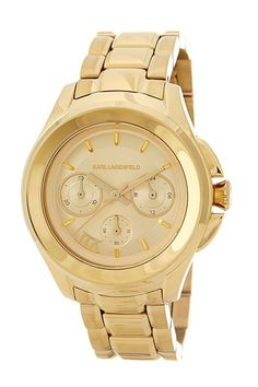 Pretty watches, jewelry, watchwear, bling and things, Women's Chronograph Bracelet Watch. Sponsored by Nordstrom Rack.