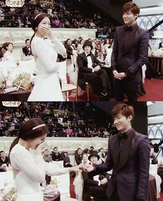 best couple.. :)) chukkae lee min ho and park shi hye.. <3