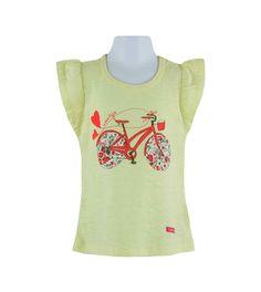 essentials sweet bike tunic--spring naartjie