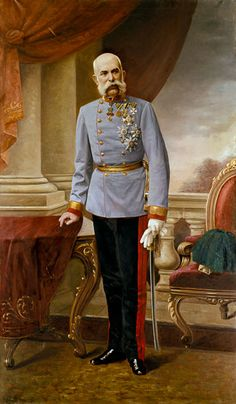 Kaiser Franz Josef I. Austria King, start of the Great War Kaiser Franz Josef, Franz Josef I, Fürstentum Liechtenstein, Empress Sissi, Austrian Empire, German Soldiers Ww2, Military Dresses, Austro Hungarian, Falling Kingdoms