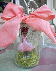 fairy in a jar by Tabitha Eve
