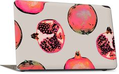 Pomegranate Pattern Laptop Skin Macbook, Laptop Skin, Little Things, Pomegranate, Diy Crafts, Pattern, Laptops, Make Your Own, Patterns