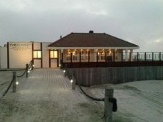 "Beachclub ""sunset"", Ameland."