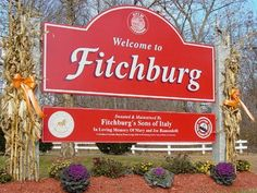 Where I started from, Fitchburg, MA