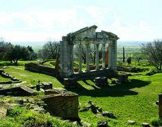 Apollonia Fier Albania