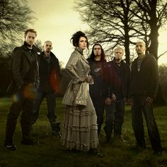 Within Temptation is a Dutch rock band. Imagine hard rock mixed with a symphony and you have within temptation...Hoping for tons of followers. Please check out my boards.