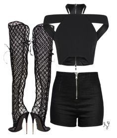 """""""Sans titre #338"""" by lehanne ❤ liked on Polyvore"""