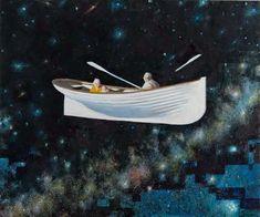 Julio Larraz, 1944 ~ Surrealist/Figurative painter | Tutt'Art@
