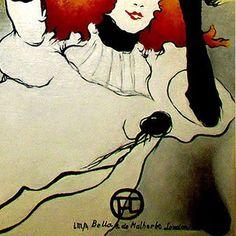 "Фрагмент. Интерьерная картина ""Confetti "" (холст, масло). Копия картины-афиши Тулуза Лотрека.  Художник: Полковникова Татьяна  Interior painting ""Confetti "" Toulouse-Lautrec (oil on canvas). Copy of the painting. _____________________________________  Контакты: ✉ lettiart@mail.ru 💻 lettiart.com  #живопись #картина #картинамаслом #копиякартины #интерьернаяживопись #холстмасло #картинавинтерьер #мастерскаяхудожника #художественнаякартина #современнаяживопись #живописьмаслом #художникиспб…"