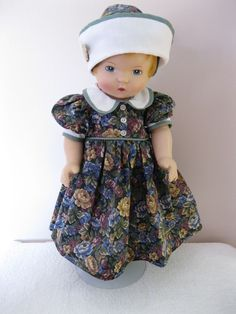 Daisy Kingdom doll with blonde hair,    18 inches tall  with cute outfit!