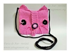 Crochet purse for toddler - by icamelia on Etsy