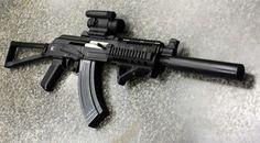 AK47 in Graphite Black by THOR Custom Shop