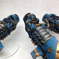 Ultramarines paint recipe