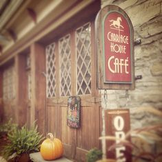 Quite possibly my favorite cafe/brunch place in the world - The Carriage House Cafe, Cornell, Ithaca, NY. Ivy league and elegant.