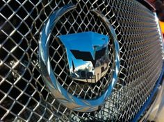 Cadillac XLR Emblem Overlays – 8th Day Creations