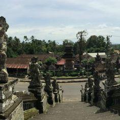 Pura Kehen Temple - escadaria de cima