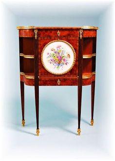 Louis XVI Secretaire by geoffrey wonnacott