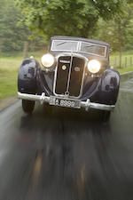 1937 MAYBACH SW-38 'SPECIAL ROADSTER' Coachwork in the style of Spohn