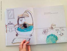 Entonces un día pensó que sólo tenía que encontrar el tapón adecuado. VACÍO. Anna Llenas © Barbara Fiore Editora. All rights reserved. http://www.annallenas.com/ilustracion-editorial/vacio.html#.VnOvt7TxBu0