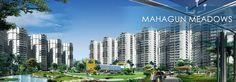 #Mahagun #Meadows 2/3/4 BHK to offer at feasible range. http://www.mahagunnewprojectnoida.com/mahagun-meadows.html