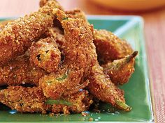 Taste of the South: Fried Okra | SouthernLiving