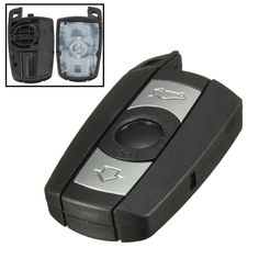 No Chip Smart Remote Key 315MHz Cover Shell for BMW 1 3 5 6 Series