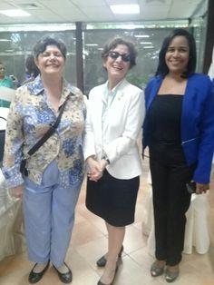 #Iliana Ornes Rodriguez y #Juana Bido en la EFEC.