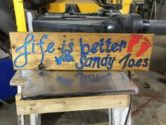 These are several signs I've made recently. This one was routed into pine stained, painted, then sealed. This one I burnt the snake in w woodburner and carved w…