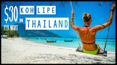 Koh lipe on a budget 30 per night - Featured Images