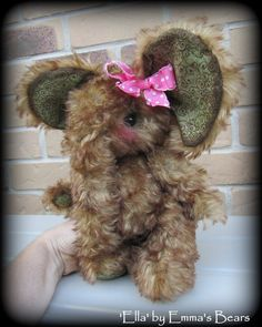 How to Make Teddy Bears Bear Tutorial by Emma's by EmmasBears