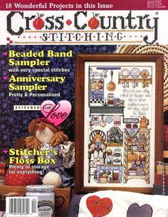 Gallery.ru / Фото #1 - Cross Country Stitching 1995-04 Aprl - tr30935