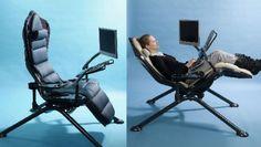 ergonomic workstation
