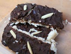 No Bake Almond Joy P