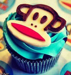 paul frank cupcake