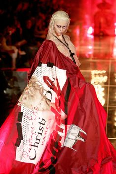 John Galliano for Christian Dior Spring 2006 Haute Couture
