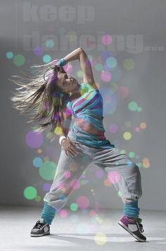 Just keep dancing: