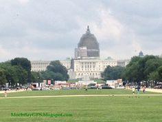 Mochila y GPS: Washington: una ciudad que reparte cultura