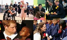 Kids do the darndest things when meeting the world's royals